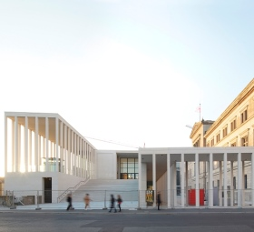 David Chipperfield Architects: James-Simon-Galerie